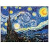 """House Additions """"Starry Night"""" by Van Gogh Painting Print"""