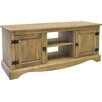 """Home & Haus Corona TV Stand for TVs up to 42"""""""