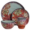 Kathy Davis Hearts and Flowers Dinnerware Collection