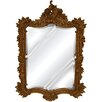 Hickory Manor House Ornate English Mirror