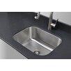 """Wells Sinkware Craftsmen Series 23"""" x 17.75"""" Kitchen Sink"""
