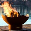 Fire Pit Art Manta Ray Fire Pit