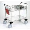 Nexel 2 Shelf Computer/Instrument Cart