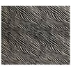 Rug Expressions Modern Wilderness Black/White Area Rug