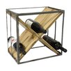 EC World Imports Urban 12 Bottle Tabletop Wine Rack