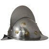 EC World Imports Antique Replica 15th Century Spanish Conquistador Comb Morion Helmet