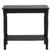 EC World Imports Urban Designs Elise Console Table