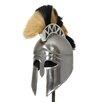 EC World Imports Antique Replica Corinthian Armor Helmet