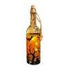 "Fantastic Craft 11"" Luminated Halloween Bottle"