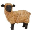 Fantastic Craft Standing Sheep Figurine