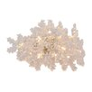 Fantastic Craft Led Snowflake Garland (Set of 2)