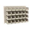 "Akro-Mils ReadySpace 25.38"" H Twenty Four Shelf Shelvig Unit"