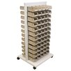 "Akro-Mils ReadySpace 52"" H One Hunderd and Twenty Shelf Shelving Unit"