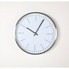 "Stilnovo Verichron 12"" Simple Wall Clock"