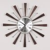 "Stilnovo 19.25"" Spindle Wall Clock"