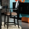 """Standard Furniture Bryant 24.94"""" Bar Stool with Cushion (Set of 2)"""