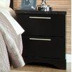 Standard Furniture Atlanta 2 Drawer Nightstand