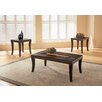 Standard Furniture Laguna 3 Piece Coffee Table Set
