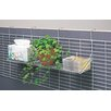 Charnstrom Hook-on Partition Accessory Shelf