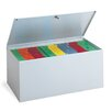 Charnstrom Locking File Box