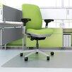Deflect-O EnvironMat™ Hard Floor Beveled Edge Chair Mat