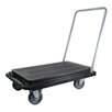 Deflect-O Heavy Duty Platform Folding Cart with Casters