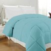 Pur Luxe Solid Microfiber Down Alternative Comforter