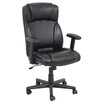 Global Furniture High-Back Leather Executive Office Chair with Arms