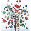 Plow & Hearth Confetti Kinetic Wind Spinner