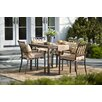 Plow & Hearth Wakefield 5 Piece Dining Set