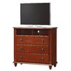 American Woodcrafters Cottage Traditions 4 Drawer Media