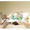 Pop Decors Daisy Flowers Wall Decal