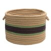 Colonial Mills Garden Banded Round Utility Basket