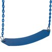 Swing Set Stuff Belt Seat with Coated Chain