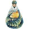 G Debrekht Derevo Sea Maiden Ornament