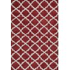 Momeni Bliss Hand-Tufted  Red Area Rug