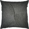 Surya Divine Dots Cotton Throw Pillow