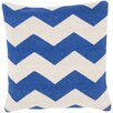 Surya Chic Simplicity Cotton Throw Pillow
