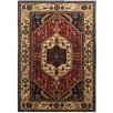 Surya Ancient Treasures Beige/Ruby Area Rug