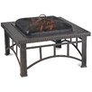 Endless Summer Wood Outdoor Firebowl