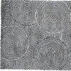 Dynamic Rugs Celeste Black / White Geometric Rug