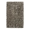 Dynamic Rugs Romance Dark Gray Area Rug