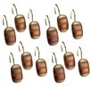 Sweet Home Collection Contempo Spice Bath Shower Hook