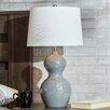 "Mercury Row Creek Classics 30.5"" H Table Lamp with Drum Shade"