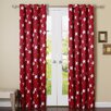 Best Home Fashion, Inc. Large Star Grommet Curtain Panel (Set of 2)