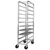 Channel Manufacturing All Welded Set-up Platter Racks