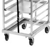 Channel Manufacturing Stacking Transport Truck Dolly