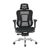 Viva Office Viva Office High Back Mesh Office Chair with Adjustable Arms, Headrest, Back and Seat