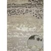 Foreign Accents Boardwalk Grey Area Rug