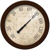 """FirsTime 11"""" Botanical Wall Thermometer"""